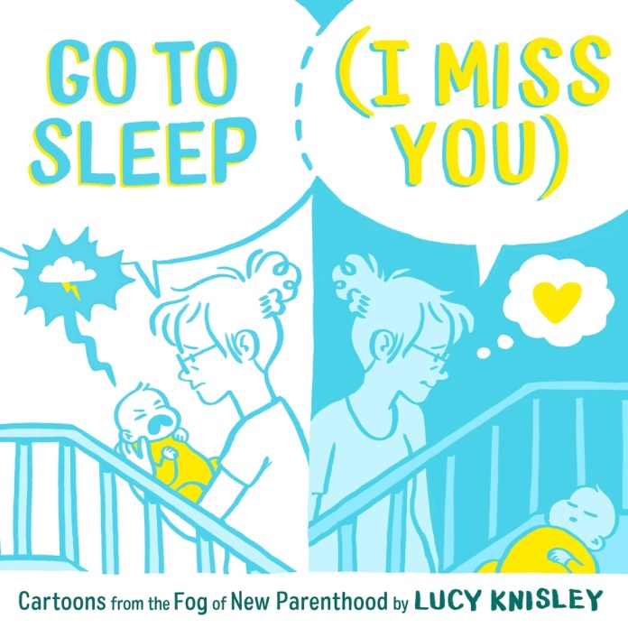 Baby Health in Winter Go To Sleep Cover