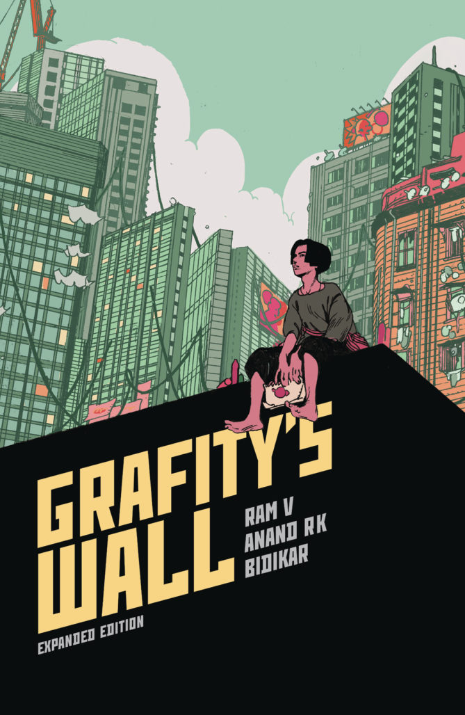 Grafity's Wall Cover