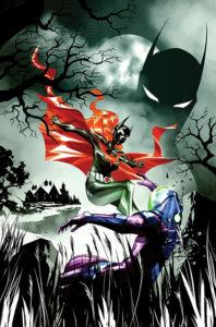 DC Comics January 2020 solicits: Batman Beyond #42
