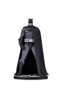 Batman Black & White Jim Lee statue