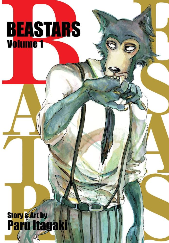 Best Comics of 2019: Beastars