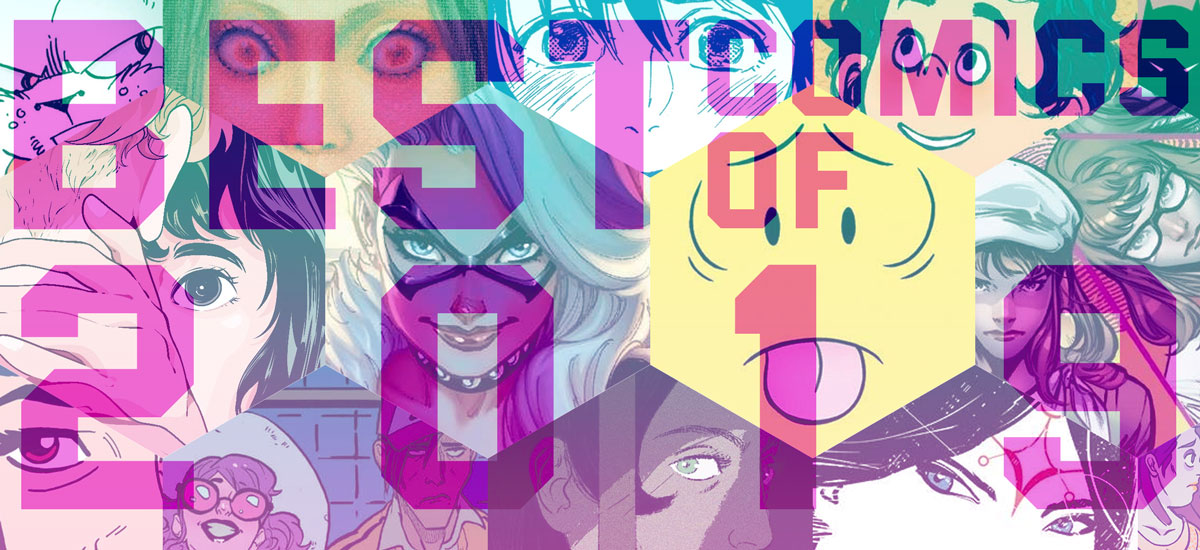 The Best Comics of 2019