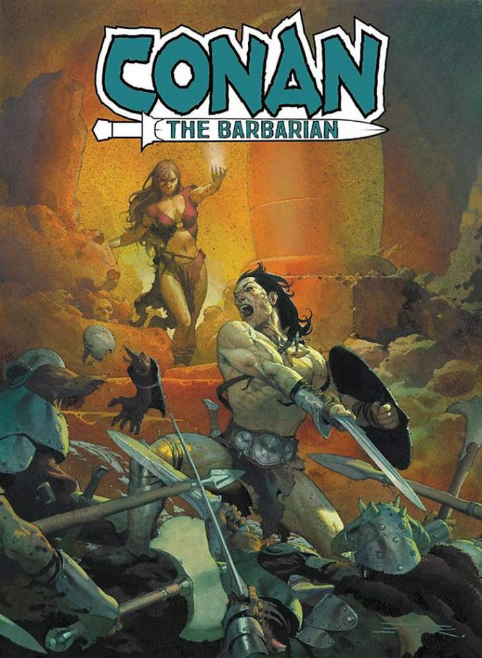 Best Comics of 2019: Conan the Barbarian