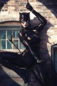 "DC Poster Portfolio: Stanley ""Artgerm"" Lau Vol. 2"