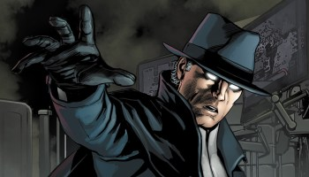 DC Showcase Phantom Stranger