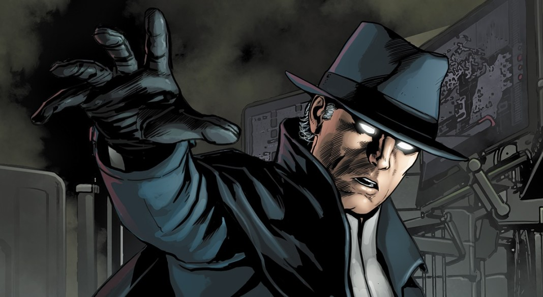 DC Showcase Phantom Stranger