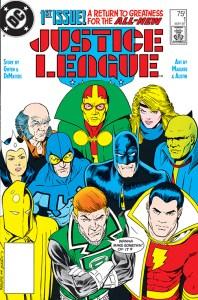 DC Comics March 2020 solicits: Dollar Comic: Justice League #1