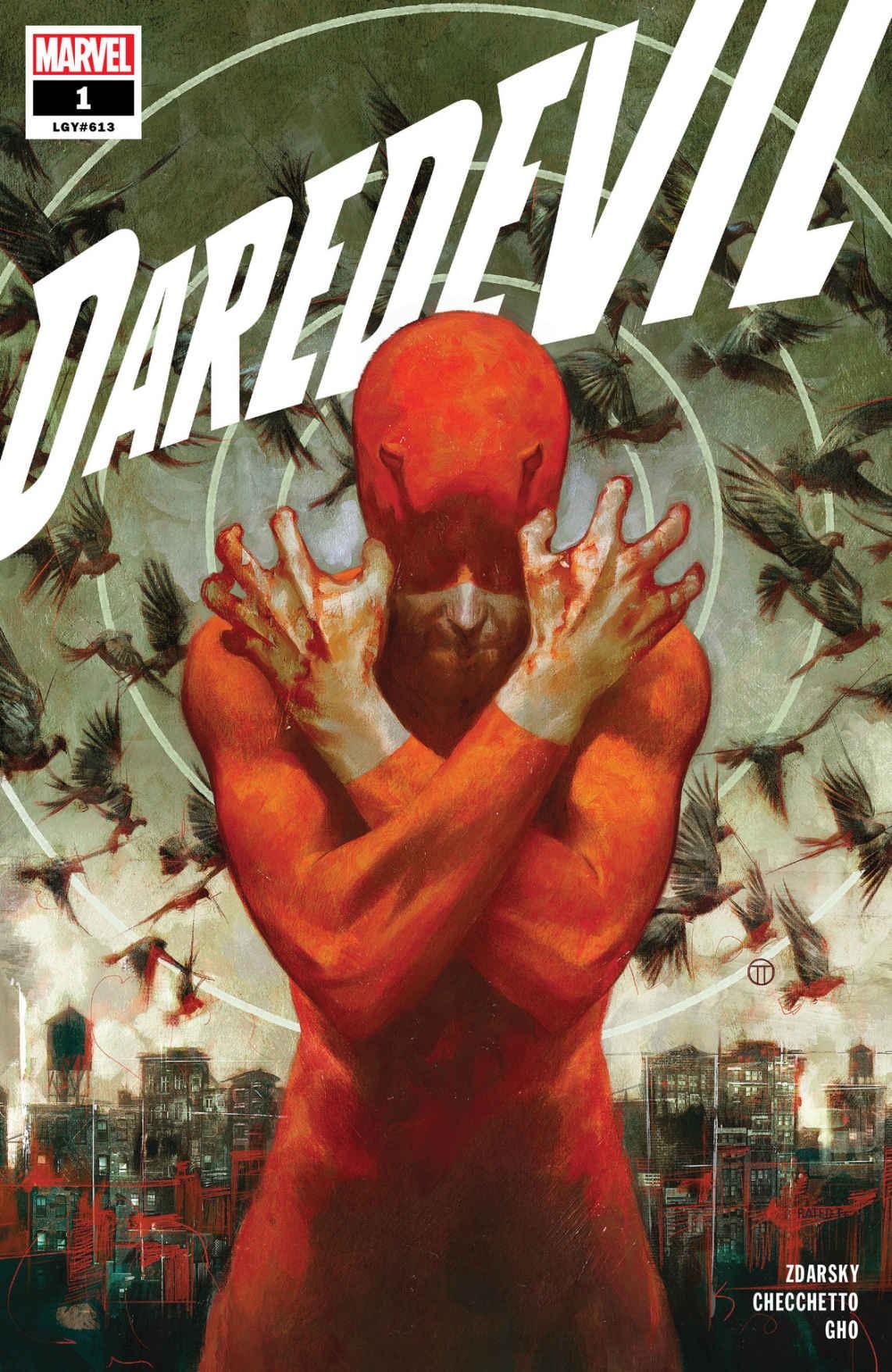 Best Comics of 2019: Daredevil