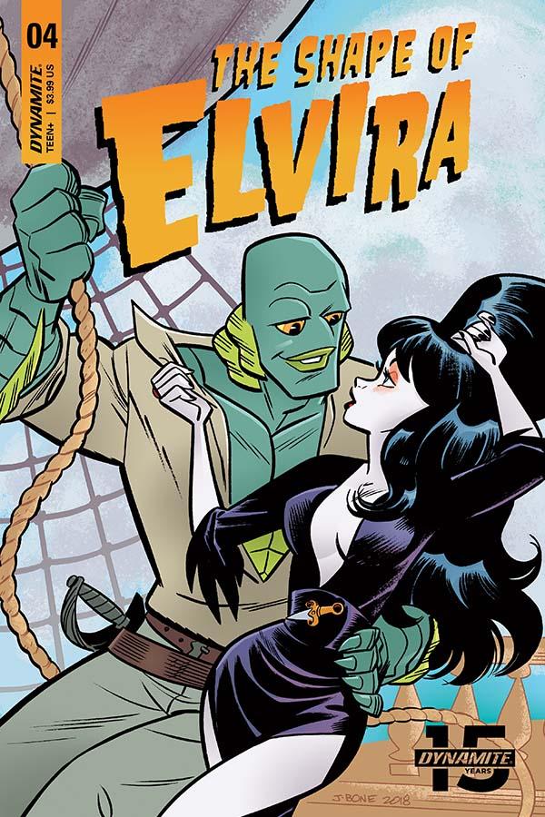 Elvira: The Shape of Elvira #4