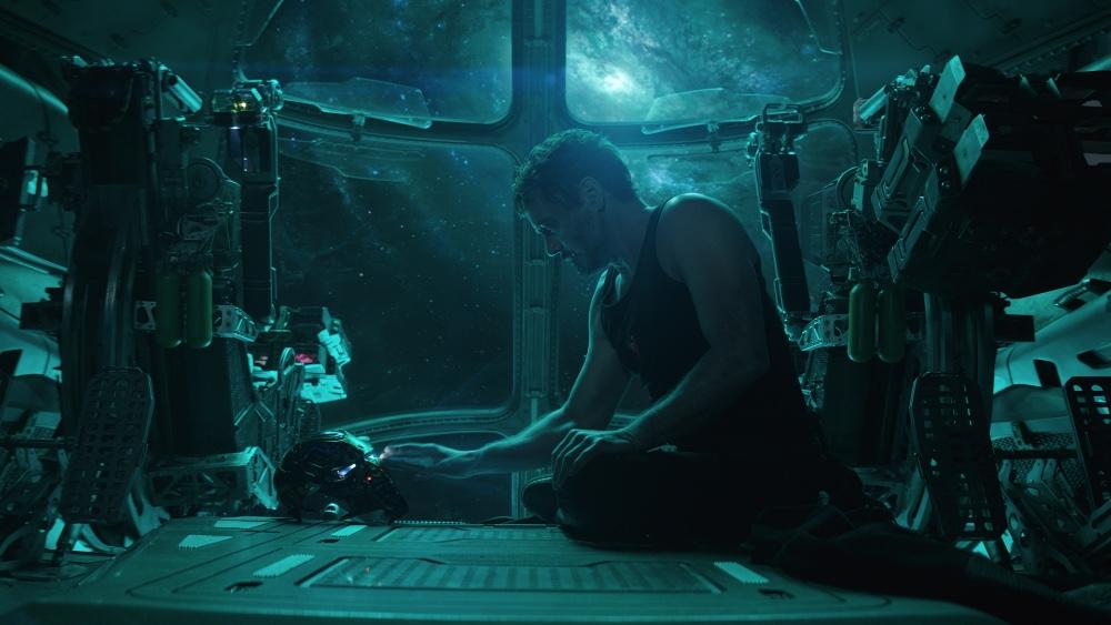 Robert Downey Endgame
