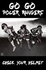 go go power rangers #30
