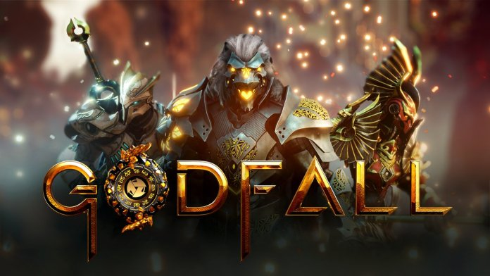 Game Awards announcements Godfall