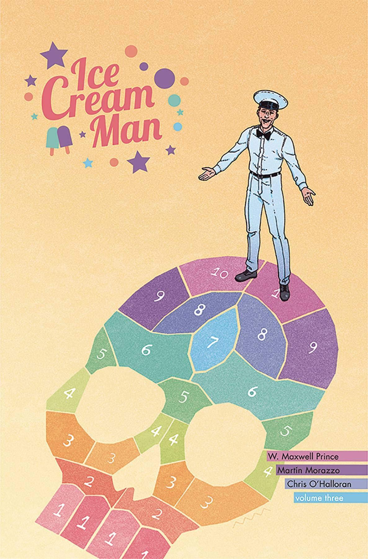 Best Comics of 2019: Ice Cream Man