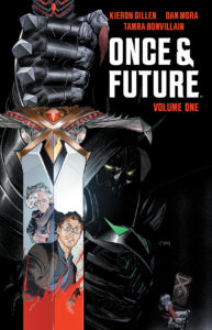 once and future vol 1