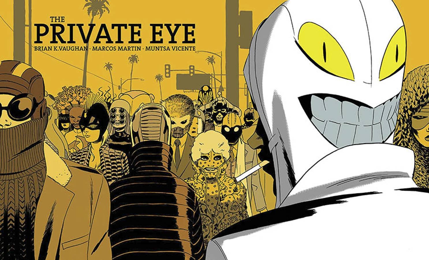 The 100 Best Comics of the Decade: The Private Eye