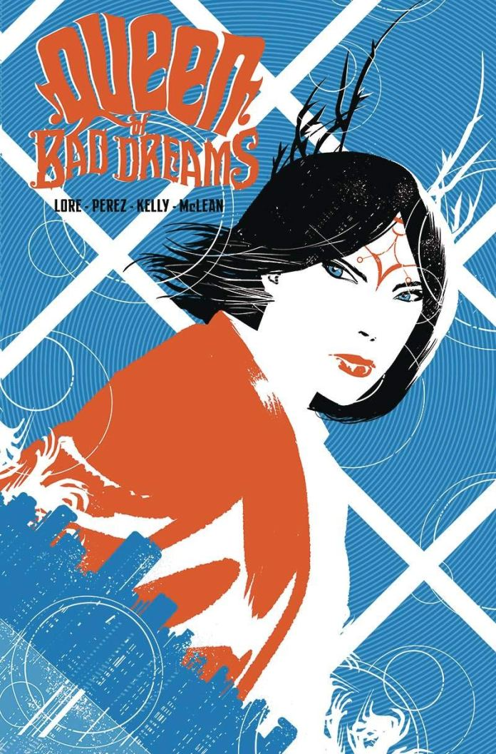 Best Comics of 2019: Queen of Bad Dreams