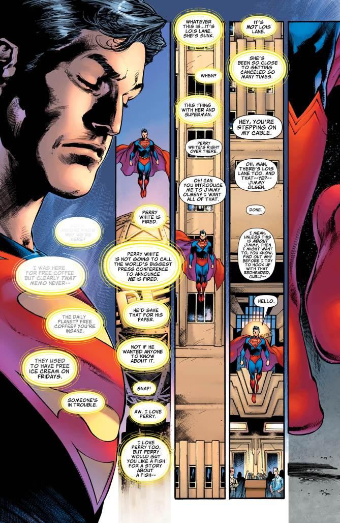 Superman #18 Page 1