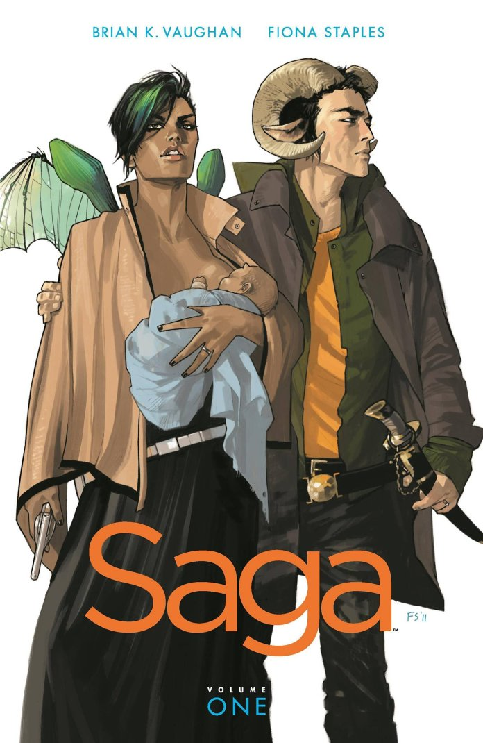 The 100 Best Comics of the Decade: Saga