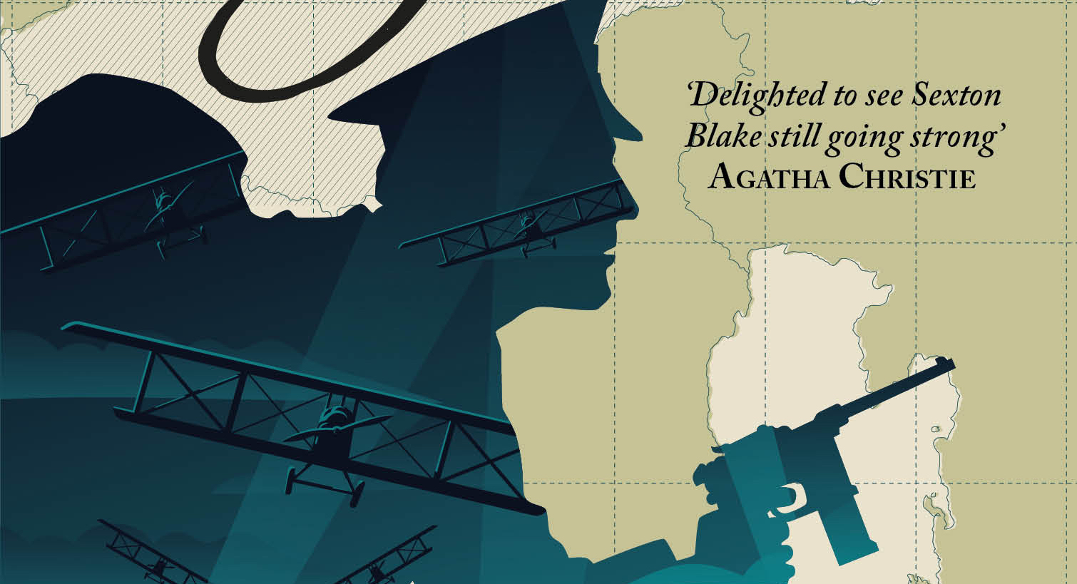 Rebellion announces the return of literary detective Sexton Blake in 2020