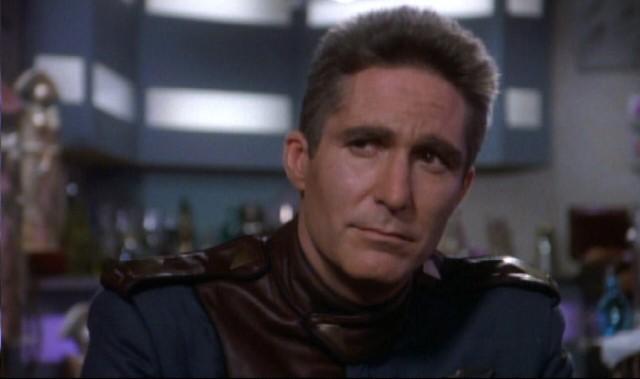 Commander Jeffrey Sinclair of Babylon 5