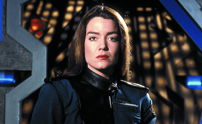 Lieutenant Commander Susan Ivanova