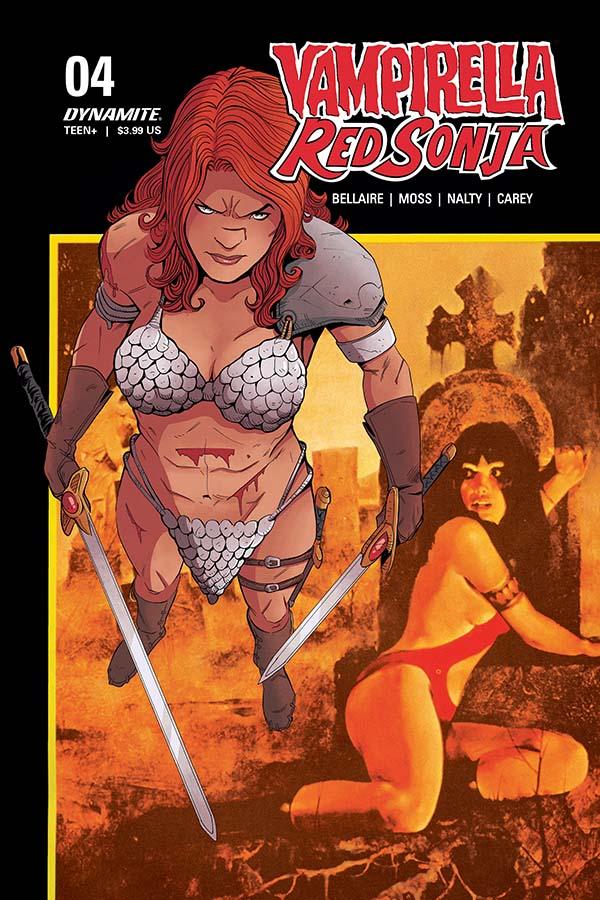 Vampirella/Red Sonja #4