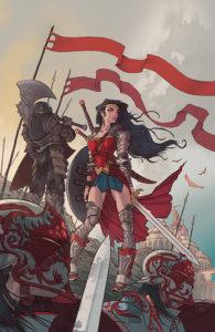 DC Comics March 2020 solicits: Wonder Woman #754