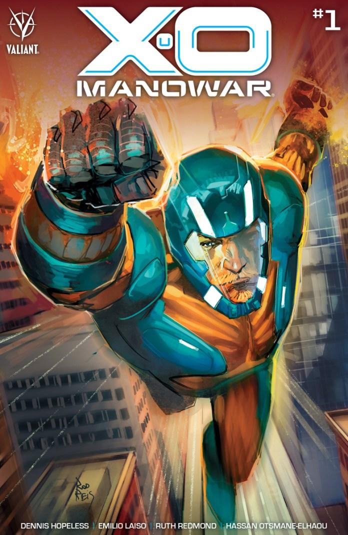 X-O MANOWAR #1 2020