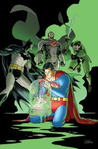 DC Comics January 2020 solicits: Batman/Superman #8