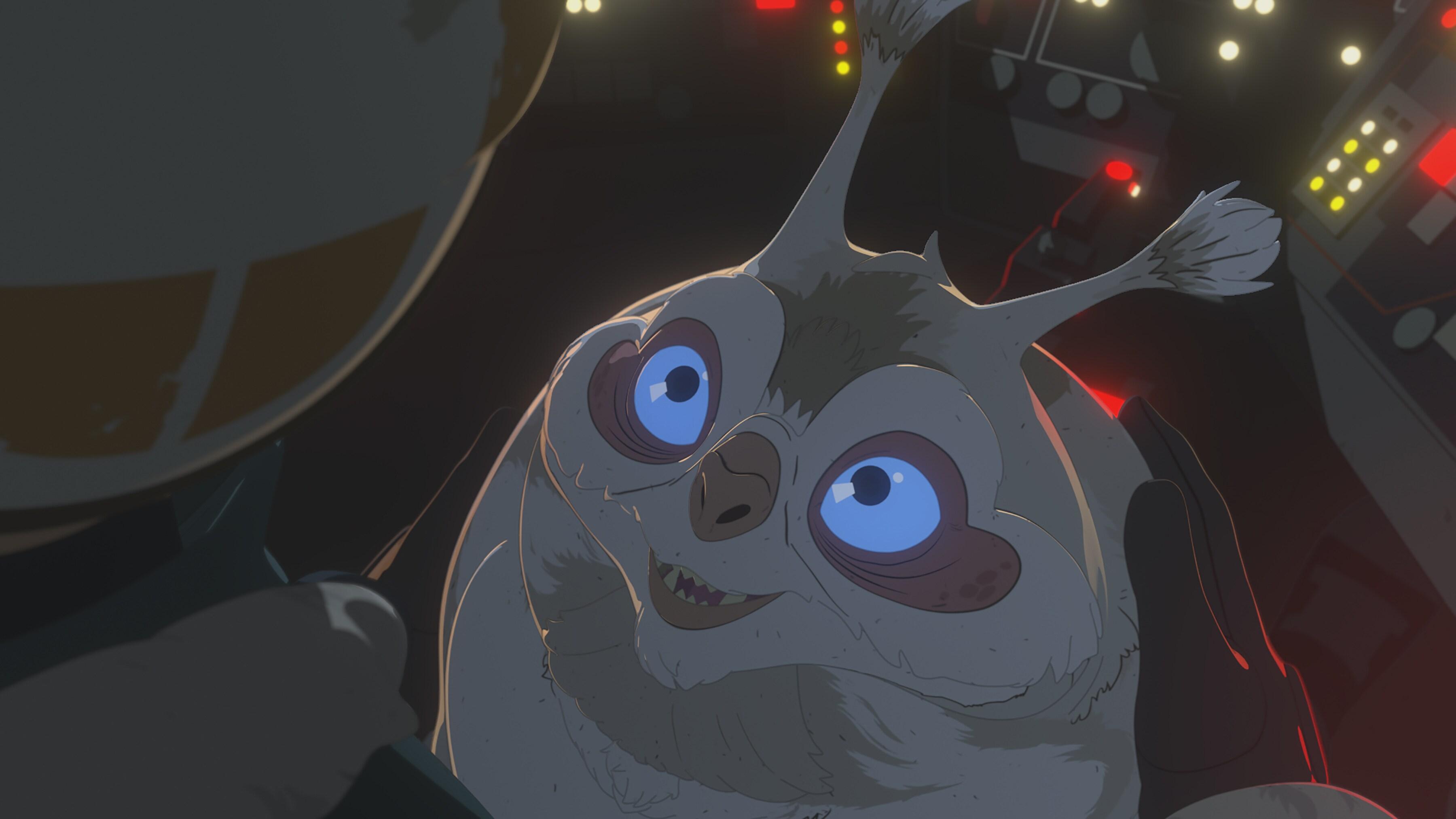 Cute beings in Star Wars: Buggles