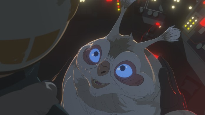 Cute beings in Star Wars: Buggles