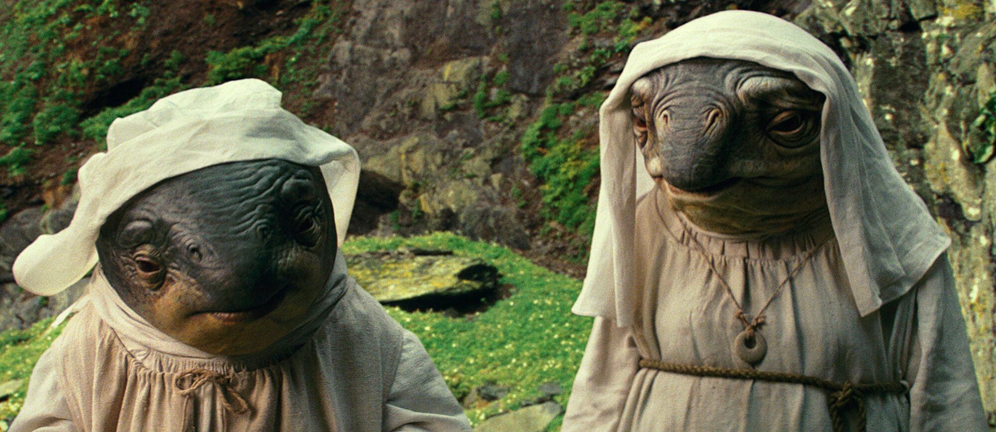 Cute beings in Star Wars: Caretakers
