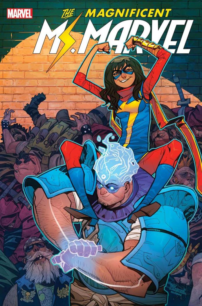 Magnificent Ms. Marvel #13