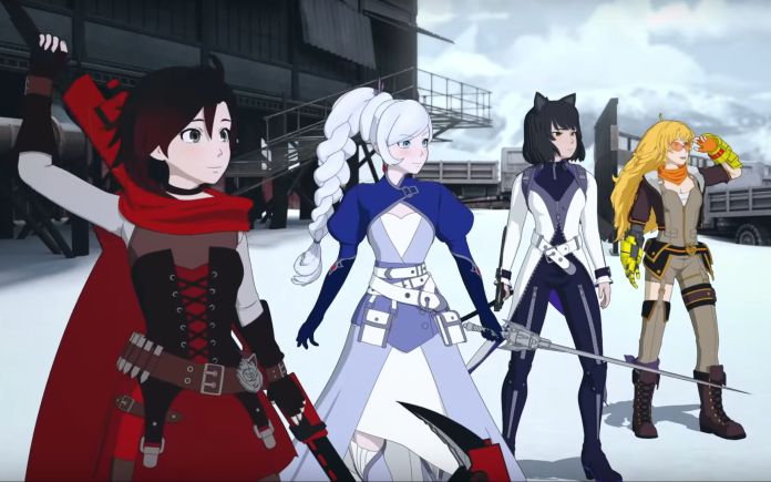 Greatest TV of the 2010s: RWBY