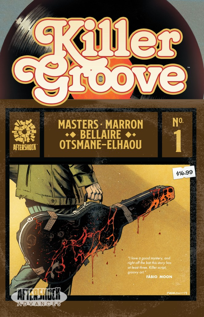 Killer Groove Vol 1