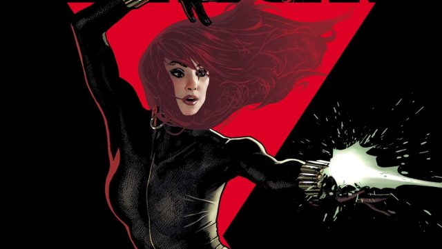 Kelly Thompson & Elena Casagrande team up for new BLACK WIDOW ongoing