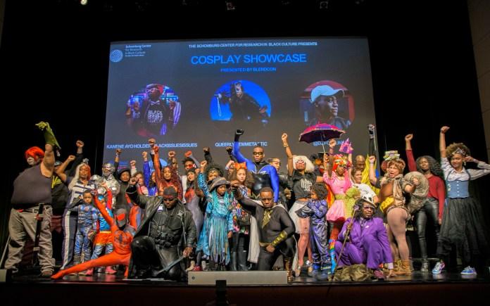 Black Comic Book Festival cosplay