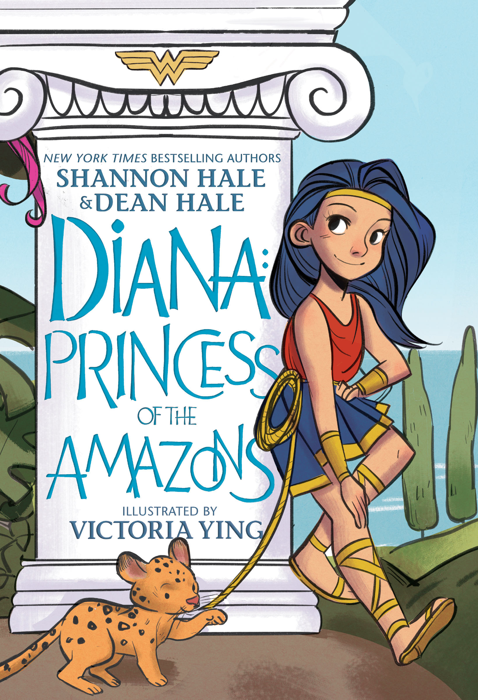 Graphic Novels for Winter 2020: Diana Princess of the Amazons