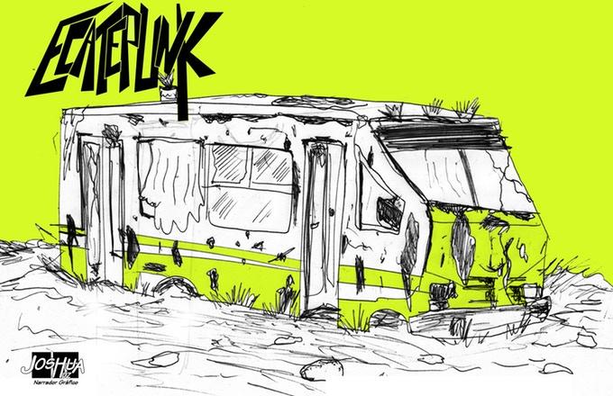 Ecatepunk: el cómic