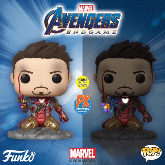 Funko I Am Iron Man