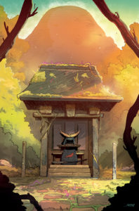 BOOM! Studios April solicits: Ronin Island #12