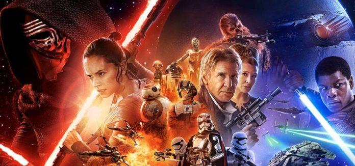 MCU Star Wars Force Awakens