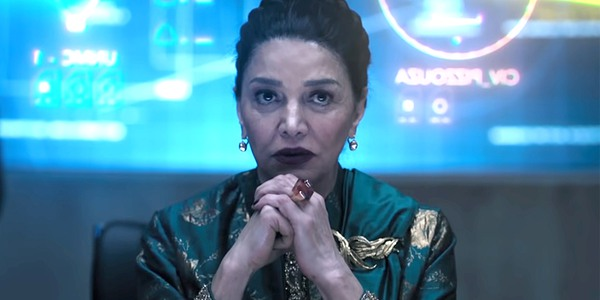 Interview: THE EXPANSE's Shohreh Aghdashloo discusses the many facets of Chrisjen Avasarala