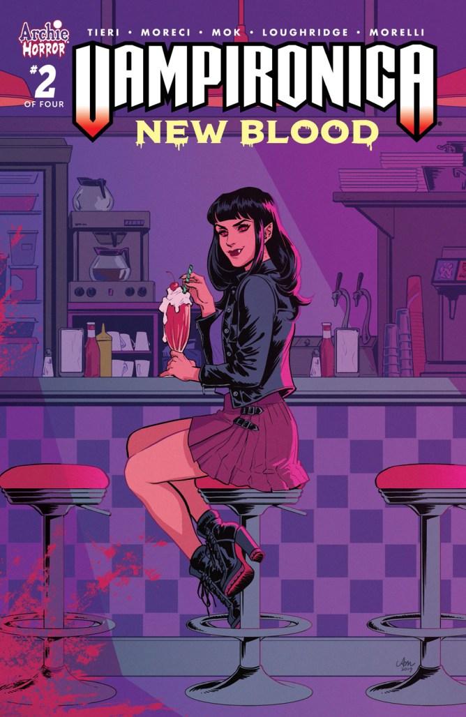 Vampironica: New Blood #2