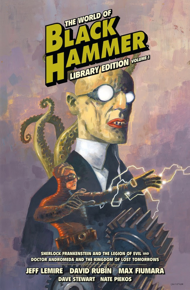 World of Black Hammer Library Edition