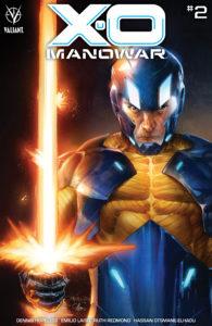 Valiant April 2020 solicits: X-O Manowar #2