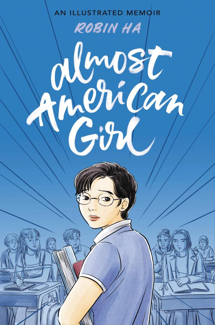 Baby Health in Winter Graphic Novels for Winter 2020: Almost American Girl