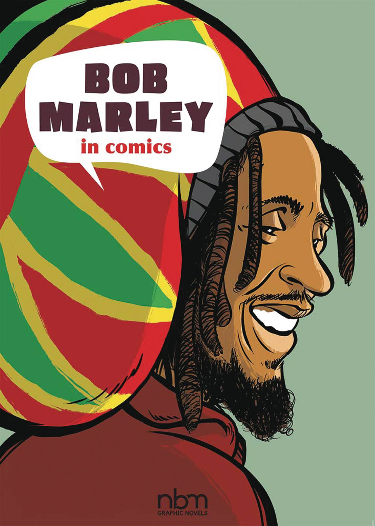 Graphic Novels for Winter 2020: Bob Marley In Comics!