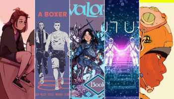 Crowdfunding Roundup 1/31 - Homecoming - The Boxer - Valor - Future - Ex.Mag