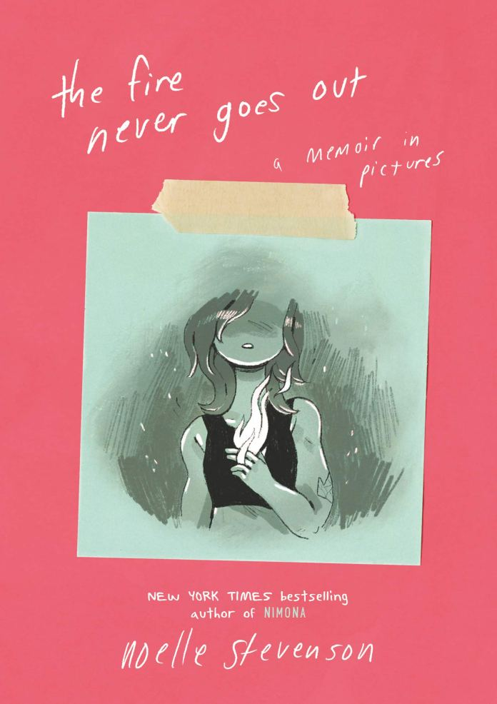 Baby Health in Winter Graphic Novels for Winter 2020: The Fire Never Goes Out